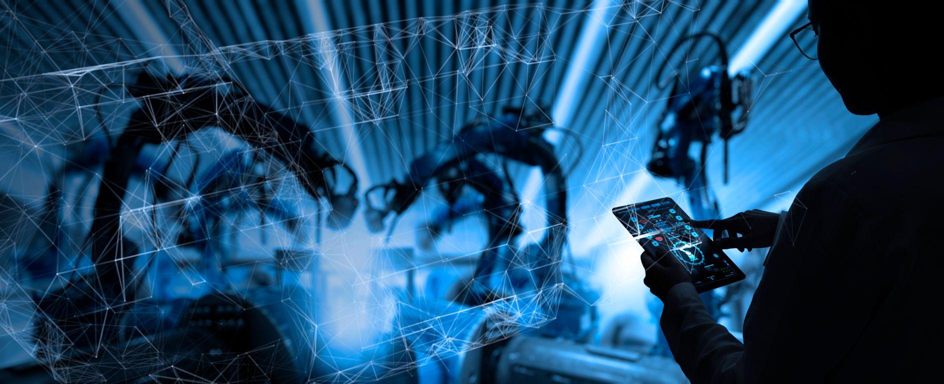 Priemysel 4.0 – automatizácia, digitalizácia a robotizácia